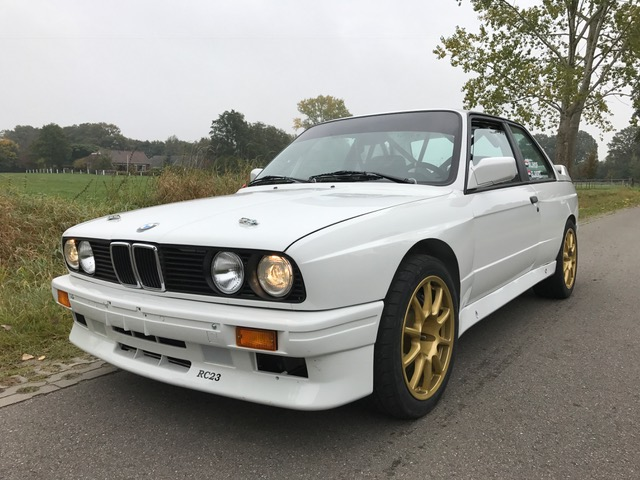BMW M3 E30, GrA Rallycar project finished nov  2016 - Reconsales